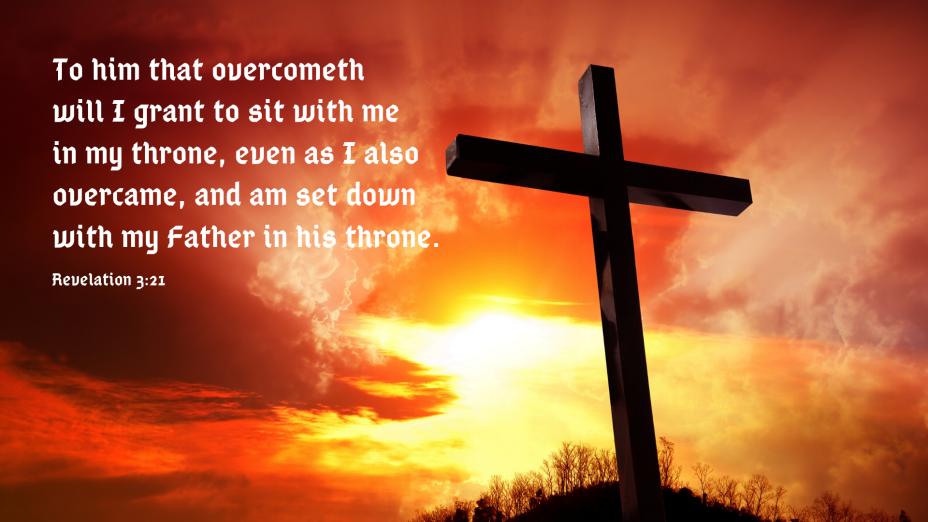 To him that overcometh