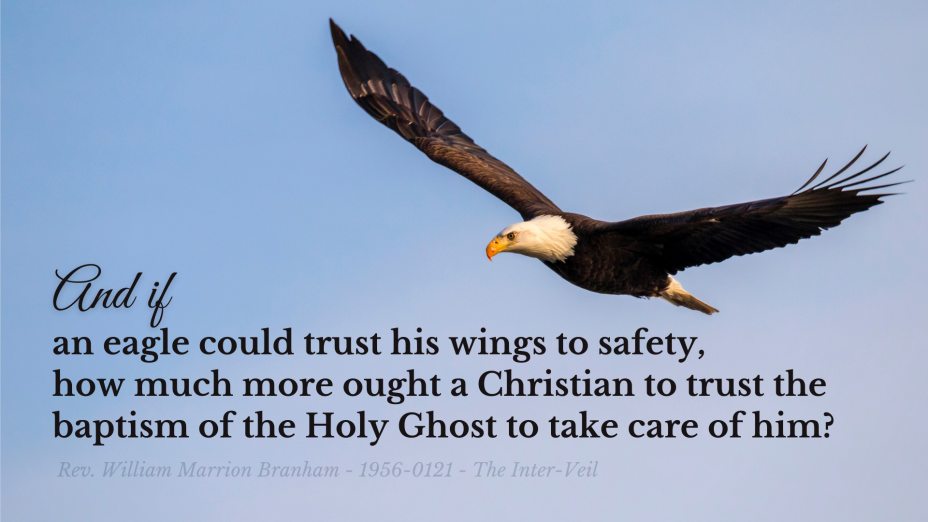 Trust The Baptism Of The Holy Ghost