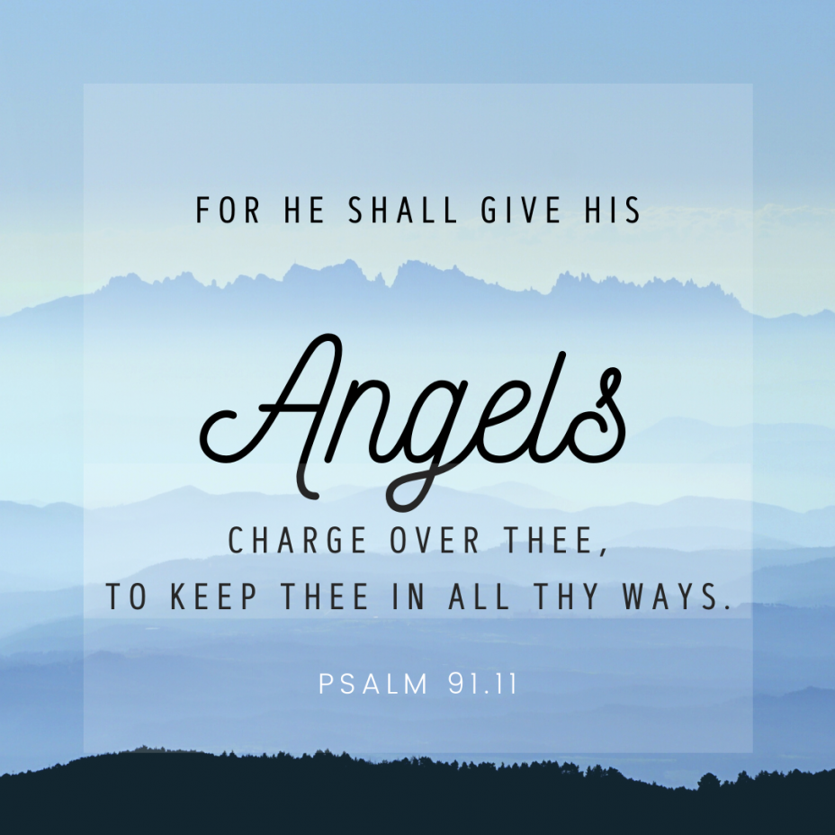 Psalm 91-11