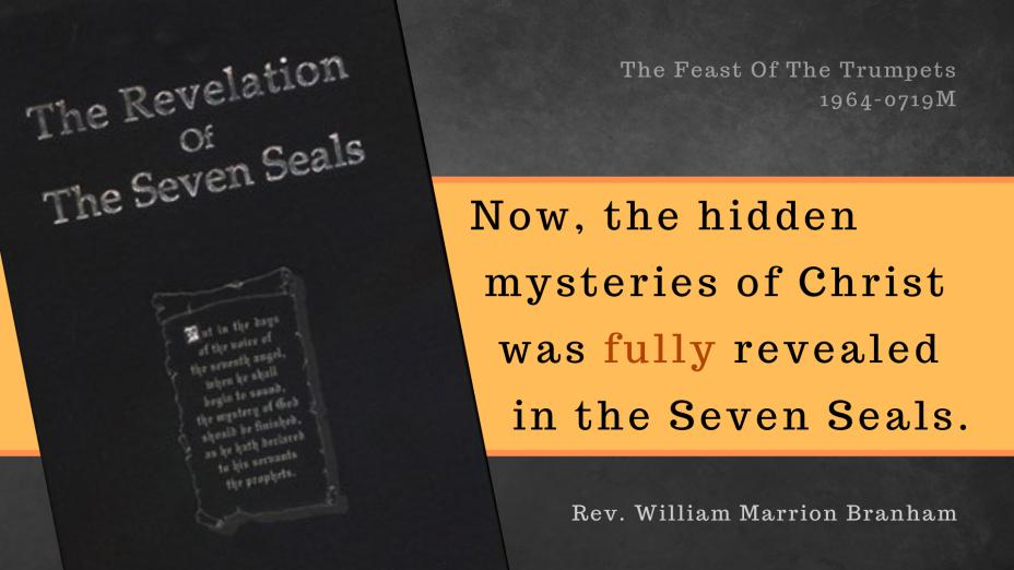 The Hidden Mysteries Of Christ