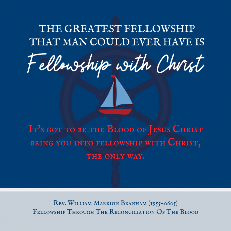 Fellowship With Christ