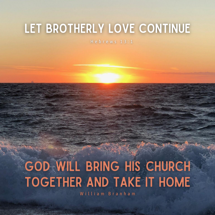 God Will Bring His Church Together