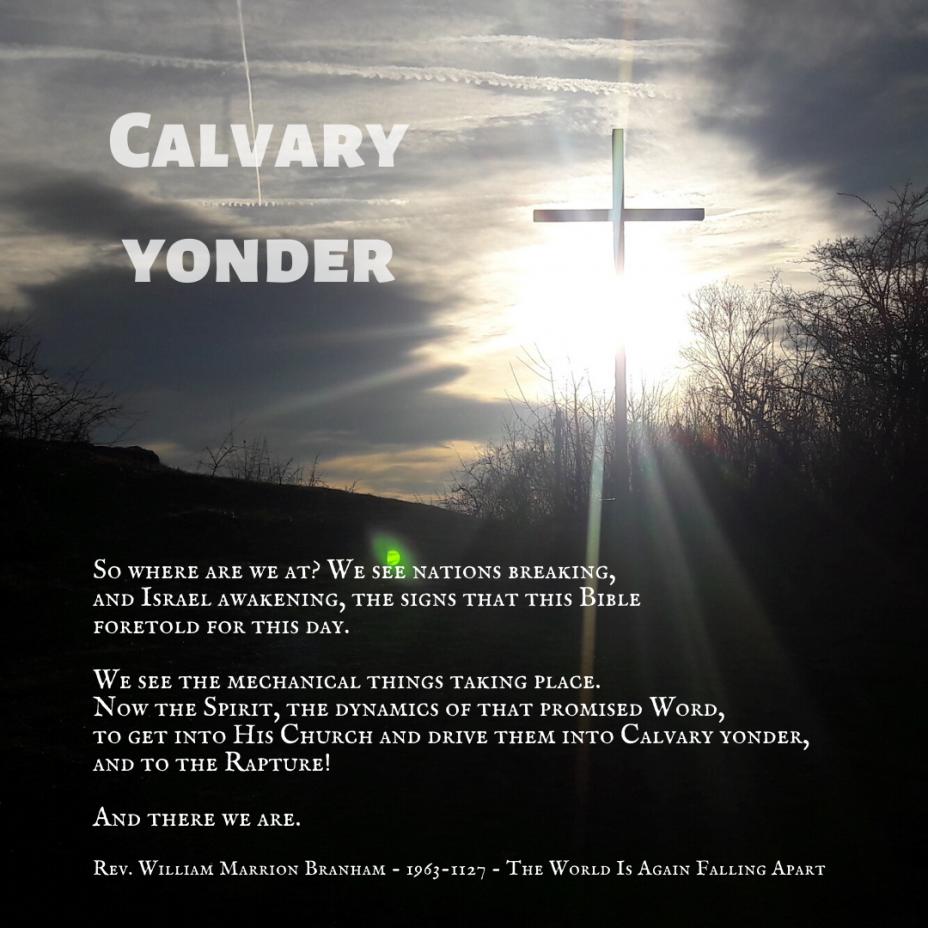 Calvary Yonder