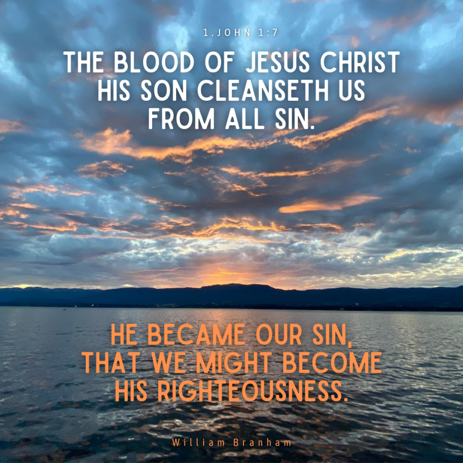 We Become His Righteousness